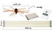 Запасная гибкая ручка для набора «TORNADO» 1 метр под дрель
