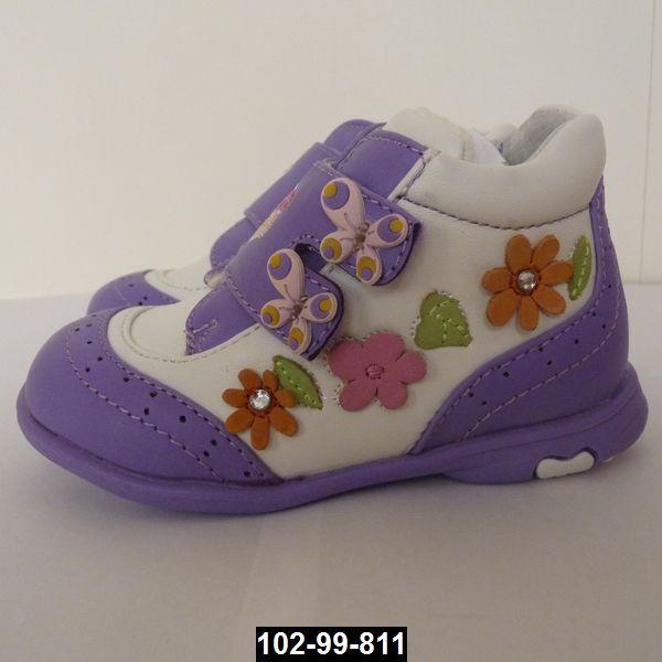 Демисезонные ботинки для девочки, 23, 26 размер, ортопедические