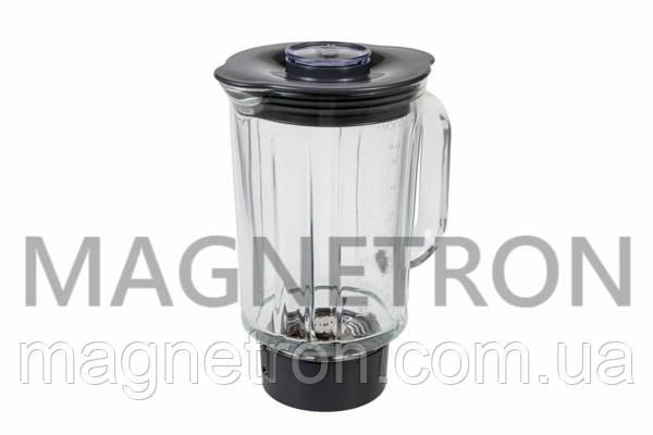 Чаша стеклянная 1600ml для блендеров Kenwood KW712698, фото 2