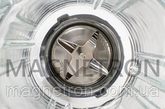 Чаша стеклянная 1600ml для блендеров Kenwood KW712698, фото 3