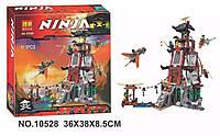 """Конструктор Bela Ninja 10528 """"Осада маяка"""""""