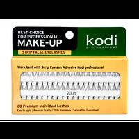 Ресницы накладные пучковые (60 пучков,2001) Kodi