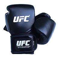 Боксерские перчатки UFC CL Black