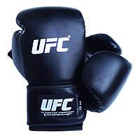 Боксерские перчатки UFC DX Black