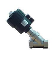 Клапан c пневмоприводом нержавеющий, цена