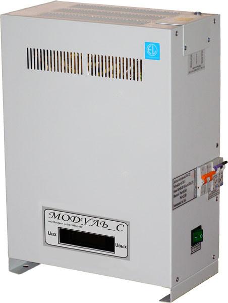 Стабилизатор напряжения симисторный Модуль-С УСН 509-1С (5кВт)