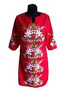 """Жіноче вишите плаття """"Ізена"""" (Женское вышитое платье """"Изена"""") PT-0020"""