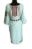 """Жіноче вишите плаття """"Івон"""" (Женское вышитое платье """"Ивон"""") PT-0018"""