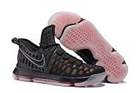 Кроссовки Nike Air Zoom KD 9 Black/Red, фото 1