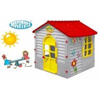 Mochtoys будиночок для дітей-сірий