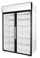Холодильный шкаф Polair ШХ-1,4 (DM114Sd-S) купе