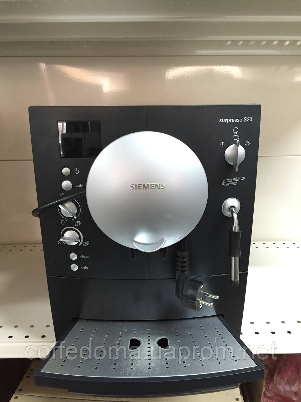 Siemens Surpresso S20 автоматическая кофемашина