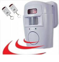 Сенсорная  сигнализация с датчиком движения Sensor Alarm Home Security - охранная сигнализация