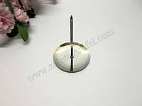 Кондитерский плоский гвоздик Ф 5 см для работы с кремом