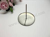 Кондитерский плоский гвоздик Ф 7 см для работы с кремом