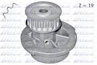 Насос водяной Lanos 1,4; 1,5 (97-); Nexia 1,5 8V, Opel: Astra, Corsa, Vectra