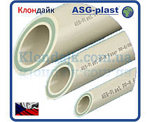 Труба полипропиленовая ASG FASER pn20 Ø20х3,4 стекловолокно (Чехия)