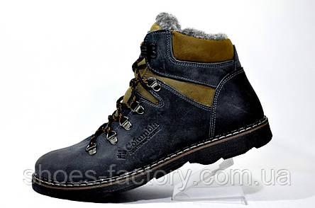 Зимние ботинки в стиле Columbia, фото 2