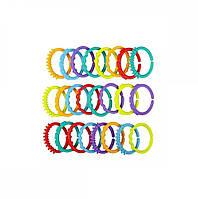 Подвесная игрушка Bright Starts Многообразие колец (8664)