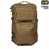 M-TAC РЮКЗАК LARGE ASSAULT PACK LASER CUT TAN, фото 1