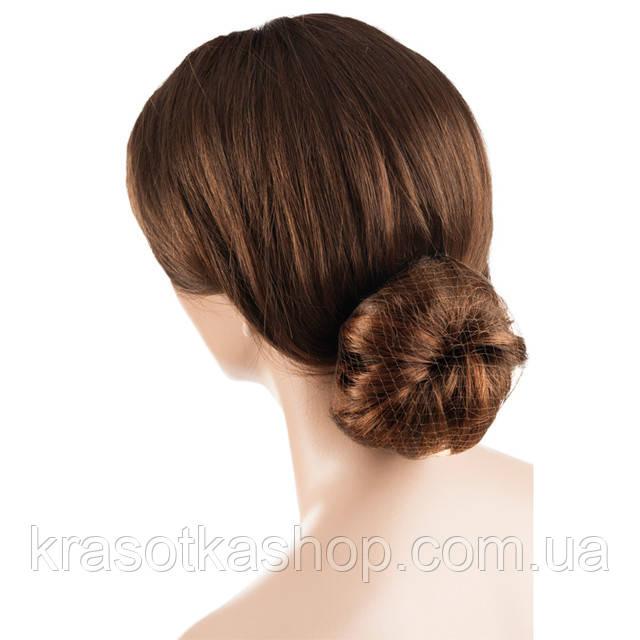 Сеточка для волос мелкая, 1 шт, цвет в ассортименте