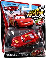 Игрушечная машинка 'Lightning - Hudson Hornet Piston Cup', из серии 'Тачки-2', Mattel