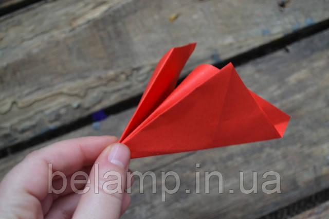 объемная звезда своими руками из бумаги