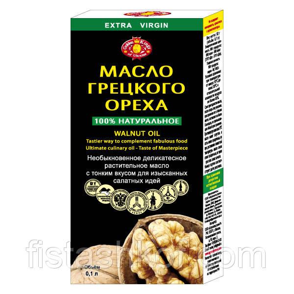 Масло грецкого ореха 500 мл.