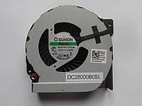 Кулер (вентилятор) DELL PRECISION M6700, CN-0CJ0RW, DC28000B0SL