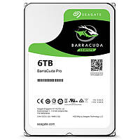 HDD SATA 6.0TB Seagate BarraCuda Pro 7200rpm 256MB (ST6000DM004)