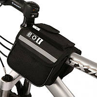Нарамная сумка для велосипеда BOI велосумка
