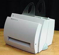 Продам  HP LaserJet 1100  в хорошем состоянии  (с новым картриджем) — 500 грн.