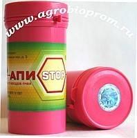 Апистоп (гель мазать от нападов пчел) Агробиопром. Россия.