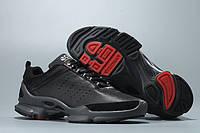 "Ботинки Ecco Biom Natural Motion ""Black+Red"""