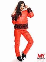 Женский лыжный костюм 3354