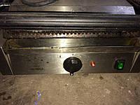 Horeca Select гриль прижимной чугунный, фото 1