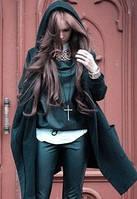 Мантия женская черная (3 цвета)