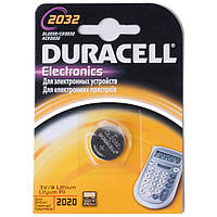 Батарейка Duracell CR 2032 / DL2032 * 1 (5000394023369 / 81469153)