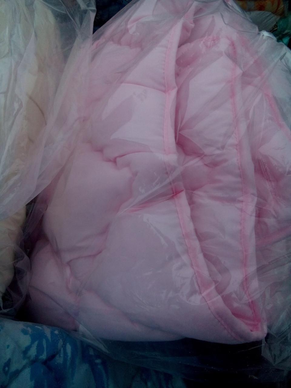 Двуспальное стёганое одеяло (микрофибра)