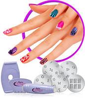 Набор для нанесения узоров на ногти Salon Express, фото 1