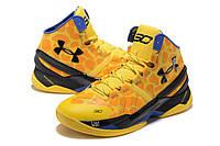 Баскетбольные кроссовки Under Armour Curry 2 Giraffe, фото 1