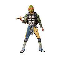 Карнавальный костюм Черепашки ниндзя Микеланджело (4-6лет).Teenage Mutant Ninja Turtles Michelangelo