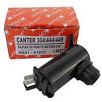 Мотор омывателя CANTER FUSO 659/859 (MC327848/MC842505/MB302336) JAPACO