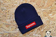 Модная мужская шапка суприм,Supreme Beanie