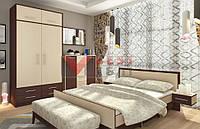 Спальня Комфорт (с основой под матрас / без матраса)