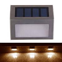 Садовый фонарь, светильник на солнечной батарее  LED