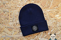 Модная мужская молодежная шапка