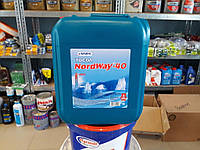 Охлаждающая жидкость тосол Nordway -24градуса (9кг)