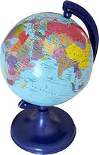 Глобус політичний 9 см