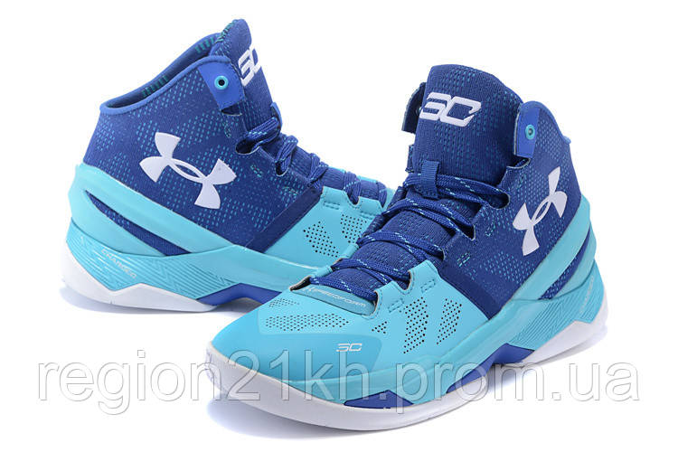 Баскетбольные кроссовки Under Armour Curry 2 Father to Son